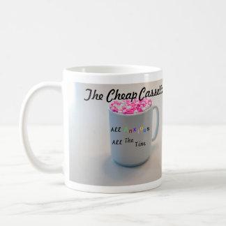 The Cheap Cassettes Coffee Mug