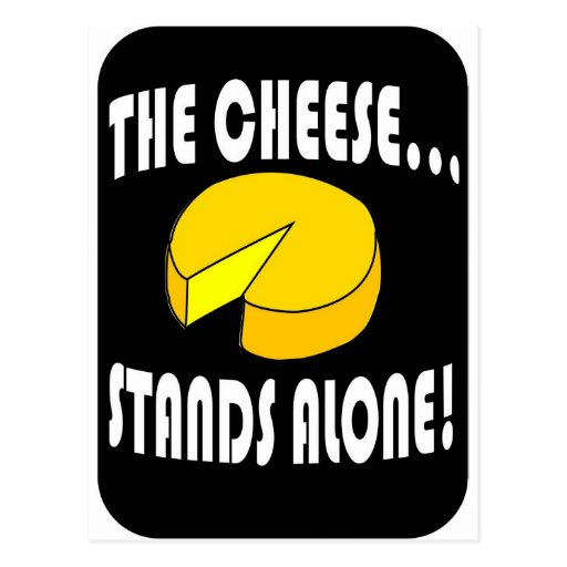 the cheese post cards