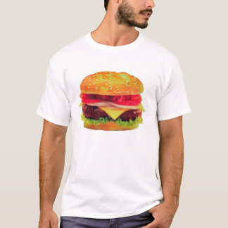 The Cheeseburger Shirt