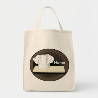 The Chef  Grocery Tote Bag