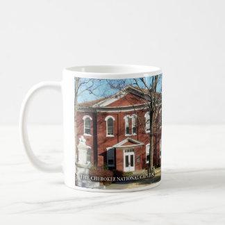 The Cherokee National Capitol Historical Mug