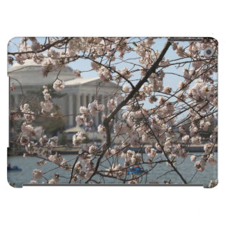 The Cherry Blossoms In Bloom In Washington DC iPad Air Cover