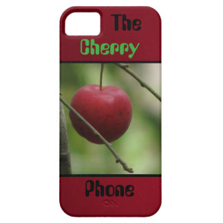 The Cherry Phone Barely There iPhone 5 Case
