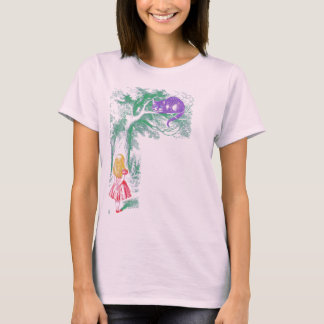 """""""The Cheshire Cat"""" from """"Alice in Wonderland"""" T-Shirt"""