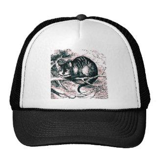 The Cheshire Cat Mesh Hats