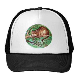 The Cheshire Cat Says We re All Mad Here Trucker Hat