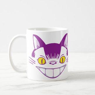 The Cheshire Catbus Mug