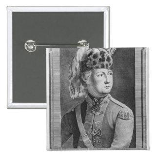 The Chevalier d Eon as a Dragoon 1779 Pin