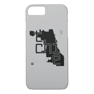 The CHI Map iPhone 7 Case
