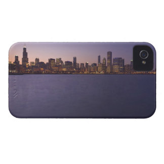 The Chicago skyline at twilight. Case-Mate iPhone 4 Case