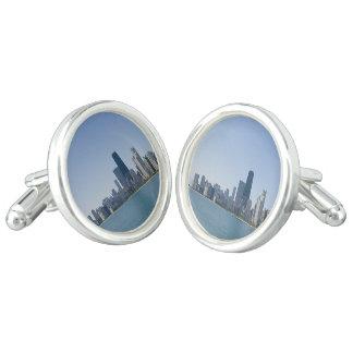 The Chicago Skyline Cufflinks