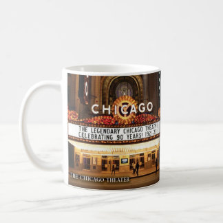 The Chicago Theater Historical Mug