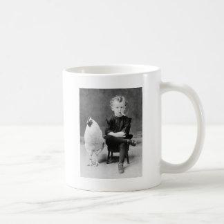 The Chicken Drove Me to Smoke! Coffee Mug
