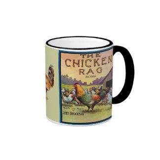 The Chicken Rag Mugs
