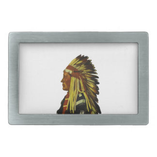 The Chief Belt Buckle