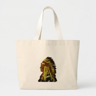 The Chief Large Tote Bag