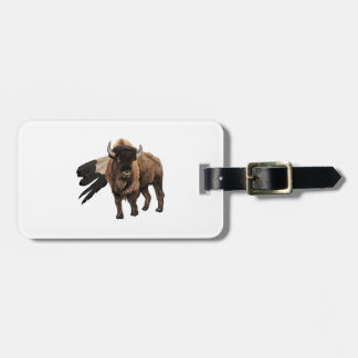 The Chief Luggage Tag