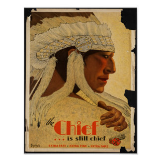 The Chief Poster