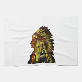 The Chief Tea Towel