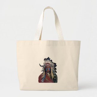 The Chieftain Large Tote Bag