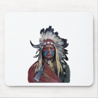 The Chieftain Mouse Pad