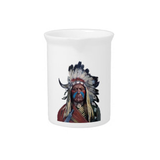 The Chieftain Pitcher