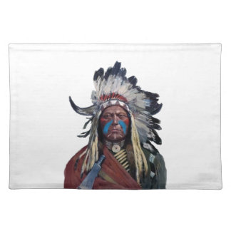 The Chieftain Placemat