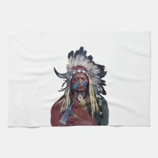 The Chieftain Tea Towel