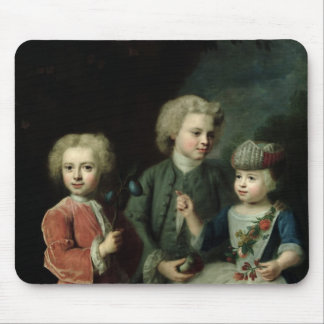 The Children of Councillor Barthold Mouse Pad