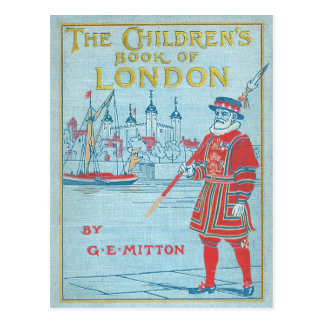 The Children s Book of London Postcard