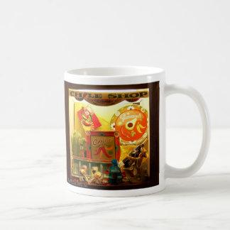 The Chili Shop Basic White Mug