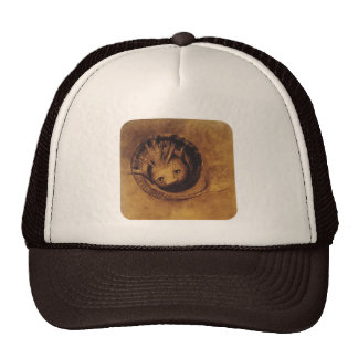 The Chimera [Chimäre] by Symbolist Odilon Redon Mesh Hats