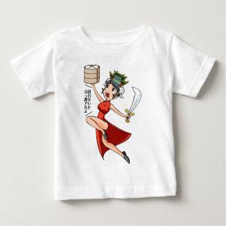 The China English story Yokohama Kanagawa Baby T-Shirt