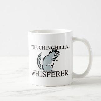 The Chinchilla Whisperer Coffee Mug