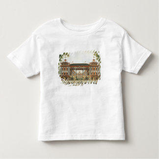 The Chinese Baths in Paris, established by Lenoir Toddler T-Shirt