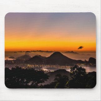 The Chinese Pavilion, Rio De Janeiro, Brasil Mouse Pad