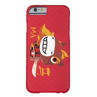 The Chinese Style design for the Year of Horse Barely There iPhone 6 Case