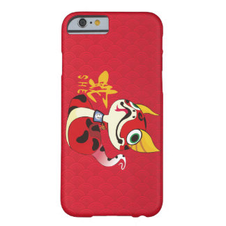 The Chinese Style design for the Year of Snake Barely There iPhone 6 Case