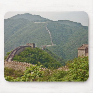 The Chinese Wall mousepad. Mouse Pad
