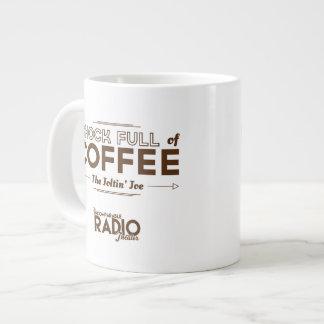 The Chock Full of Coffee Economy Sized Mug Jumbo Mug