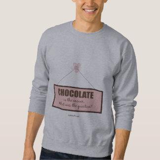 The Chocolate Answer Sweatshirt