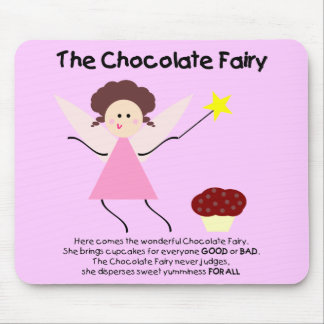 The Chocolate Fairy Mouse Pad