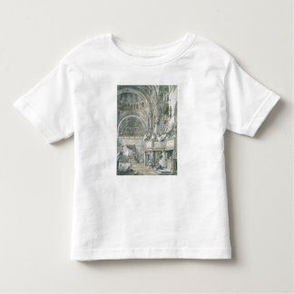 The Choir Singing in St. Mark's Basilica, Toddler T-Shirt
