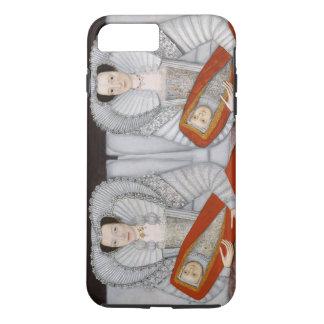 The Cholmondeley Ladies Vintage Fine Art Painting iPhone 7 Plus Case
