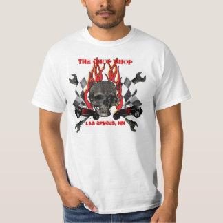 THE CHOP SHOP, LAS CRUCES, NM T-Shirt