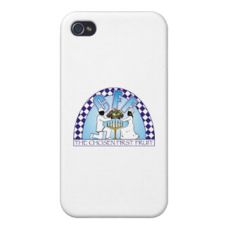 The Chosen First Fruits iPhone 4/4S Cover