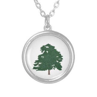 The Chosen One Silver Plated Necklace