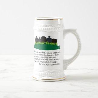 The Christian Cemetery Mug