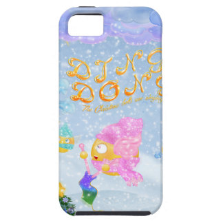 The Christmas Bells are Ringing iPhone 5 Case