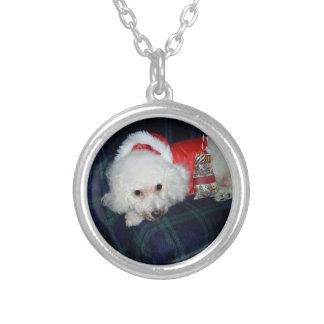 The Christmas Dog Pendants